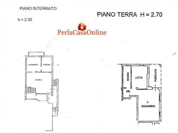 Appartamento in vendita a Forlì, Buscherini, Con giardino, 380 mq - Foto 2