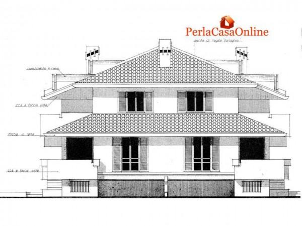 Appartamento in vendita a Forlì, Buscherini, Con giardino, 380 mq - Foto 4