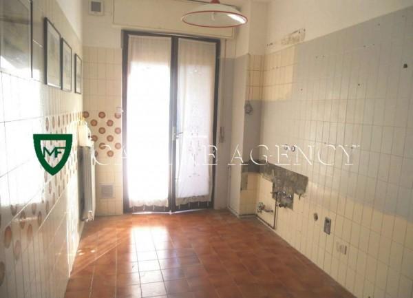 Appartamento in vendita a Varese, Ippodromo, Con giardino, 114 mq - Foto 10