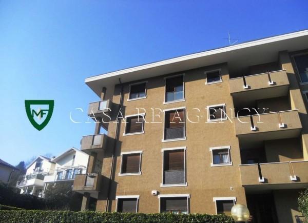 Appartamento in vendita a Varese, Ippodromo, Con giardino, 114 mq - Foto 3