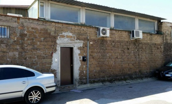 Ufficio in affitto a Roma, Magliana, 165 mq