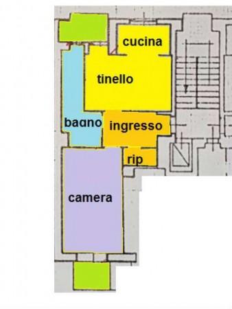 Appartamento in vendita a Torino, Italia 61, 58 mq