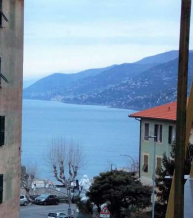 Appartamento in vendita a Camogli, 60 mq