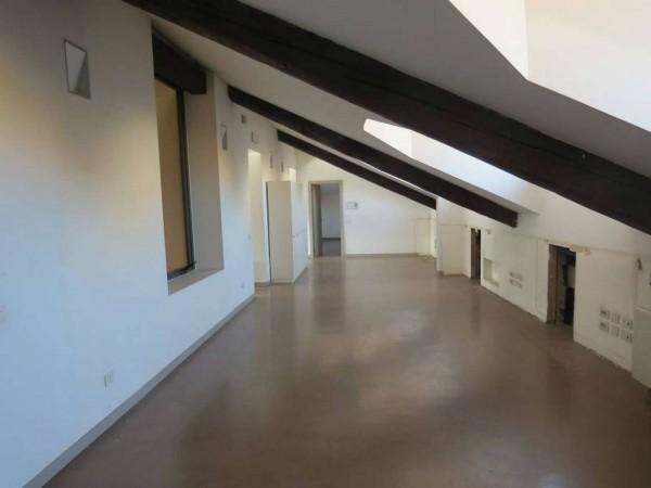 Ufficio in vendita a Milano, Via Savona, 134 mq