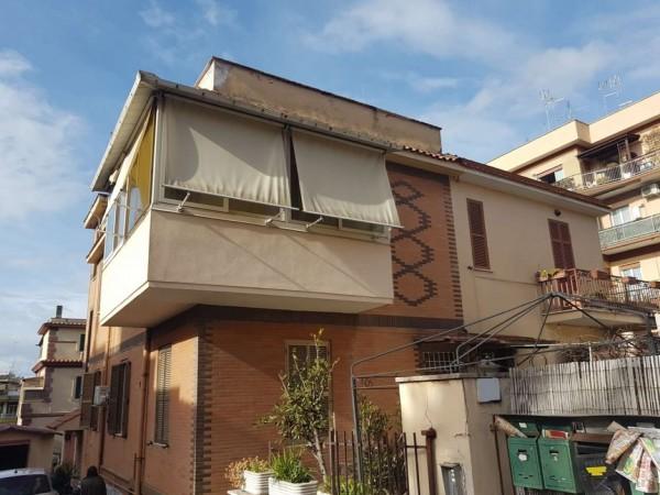 Appartamento in vendita a Roma, Boccea Battistini, Con giardino, 80 mq