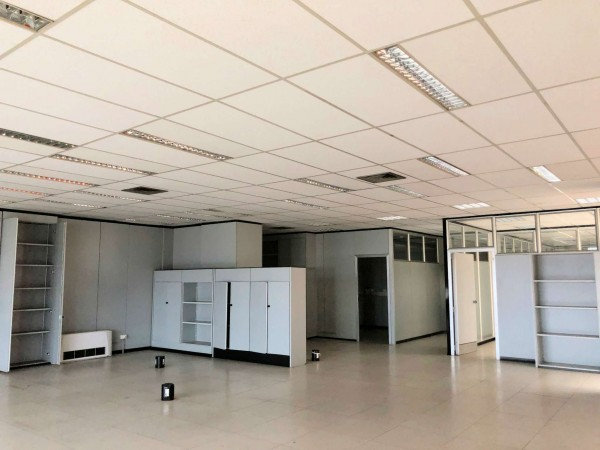 Ufficio in vendita a Torino, Madonna Di Campagna, 420 mq