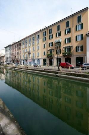 Appartamento in affitto a Milano, Naviglio, Arredato, con giardino, 92 mq - Foto 16