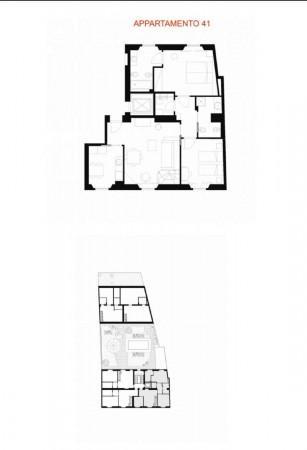 Appartamento in affitto a Milano, Naviglio, Arredato, con giardino, 92 mq