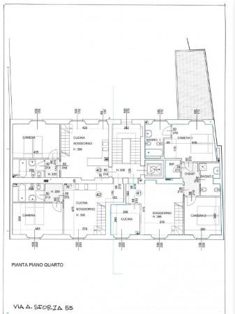 Appartamento in affitto a Milano, Naviglio, Arredato, con giardino, 167 mq - Foto 15