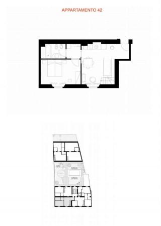 Appartamento in affitto a Milano, Naviglio, Con giardino, 120 mq - Foto 21