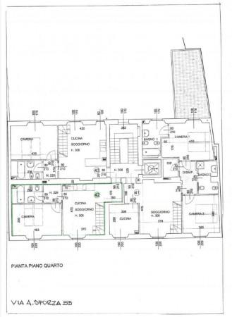 Appartamento in affitto a Milano, Naviglio, Con giardino, 120 mq - Foto 20