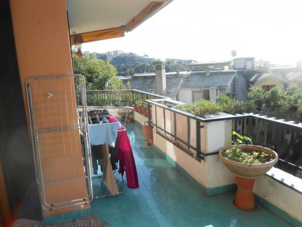 Appartamento in vendita a Rapallo, Adiacenze Passo Delle Clarisse, 120 mq