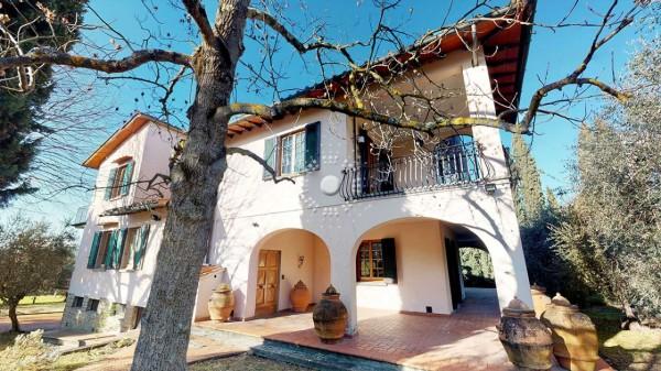 Villa in vendita a Bagno a Ripoli, Con giardino, 410 mq