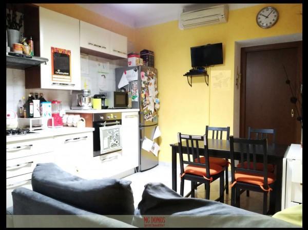 Appartamento in vendita a Milano, Baggio, Arredato, 70 mq