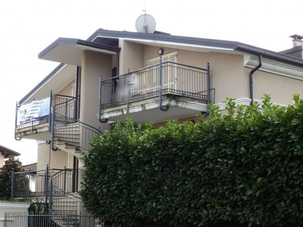Appartamento in vendita a Giussano, Semicentrale, Con giardino, 55 mq