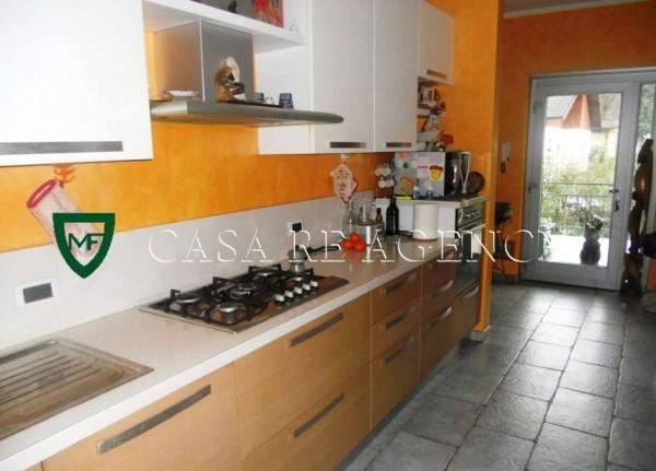 Villa in vendita a Induno Olona, Con giardino, 140 mq - Foto 11
