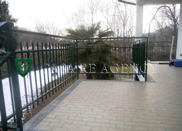 Villa in vendita a Induno Olona, Con giardino, 140 mq - Foto 9