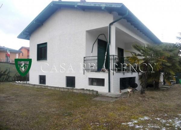 Villa in vendita a Induno Olona, Con giardino, 140 mq - Foto 8