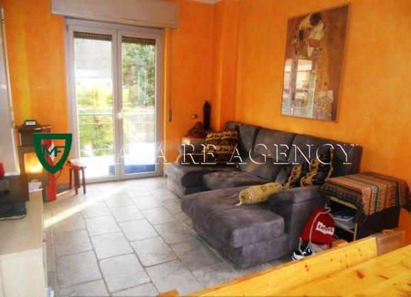 Villa in vendita a Induno Olona, Con giardino, 140 mq - Foto 12