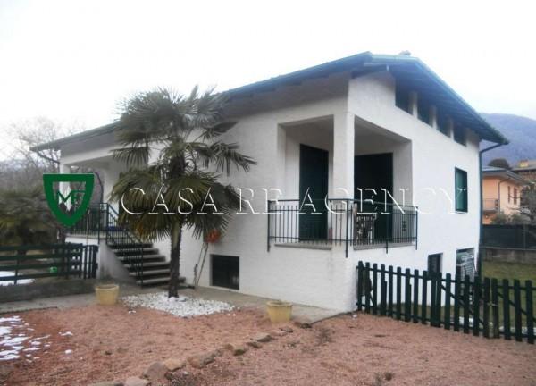 Villa in vendita a Induno Olona, Con giardino, 140 mq - Foto 1