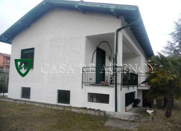 Villa in vendita a Induno Olona, Con giardino, 140 mq - Foto 10