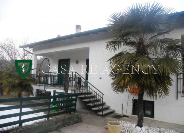 Villa in vendita a Induno Olona, Con giardino, 140 mq - Foto 13