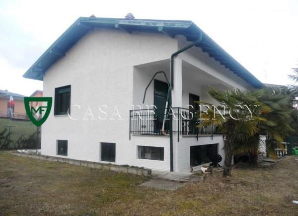 Villa in vendita a Induno Olona, Con giardino, 140 mq - Foto 18