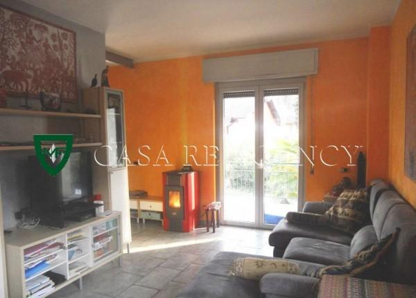 Villa in vendita a Induno Olona, Con giardino, 140 mq - Foto 7