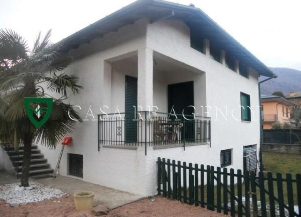 Villa in vendita a Induno Olona, Con giardino, 140 mq - Foto 3