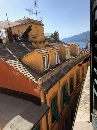 Appartamento in vendita a Camogli, 100 mq