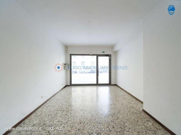 Negozio in affitto a Firenze, 107 mq - Foto 11