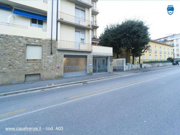 Negozio in affitto a Firenze, 107 mq - Foto 3