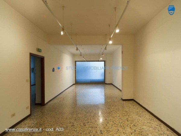 Negozio in affitto a Firenze, 107 mq - Foto 9