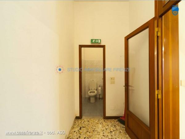 Negozio in affitto a Firenze, 107 mq - Foto 5