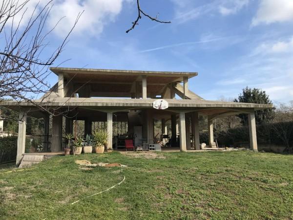 Villa in vendita a Pomezia, Pomezia, Con giardino, 390 mq