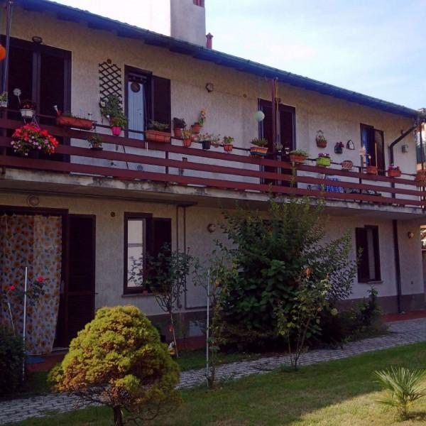 Immobile in vendita a Gorla Minore, Ospedale, Con giardino, 670 mq