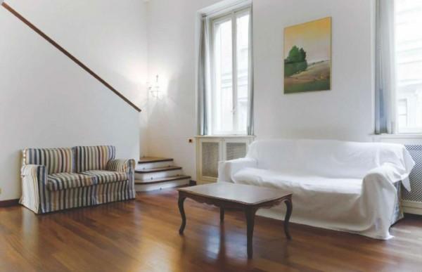 Appartamento in affitto a Milano, Brera, Arredato, 90 mq