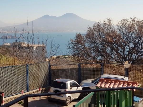 Appartamento in vendita a Napoli, Posillipo, 120 mq