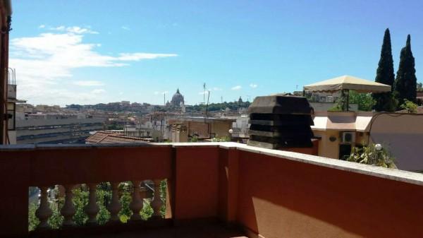 Appartamento in vendita a Roma, Prati, 80 mq