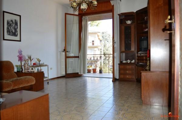 Appartamento in vendita a Forlì, Quartaroli, Con giardino, 130 mq
