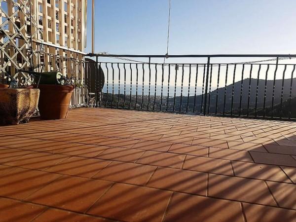 Appartamento in vendita a Leivi, Residenziale, Con giardino, 80 mq