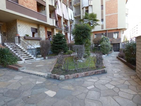 Appartamento in vendita a Torino, Vicina Iaad E Nuovo Polo Lavazza, Arredato, con giardino, 61 mq
