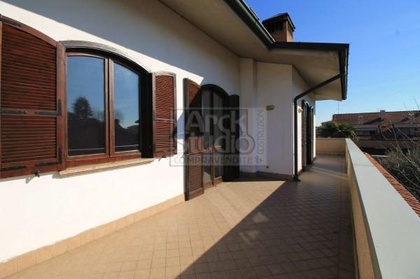 Villa in vendita a Cassano d'Adda, Annunciazione, Con giardino, 481 mq - Foto 9