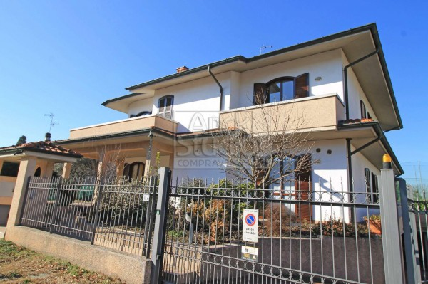 Villa in vendita a Cassano d'Adda, Annunciazione, Con giardino, 481 mq - Foto 6