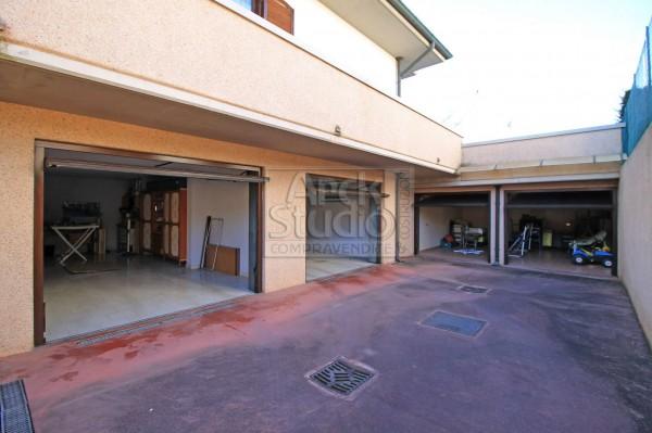 Villa in vendita a Cassano d'Adda, Annunciazione, Con giardino, 481 mq - Foto 7