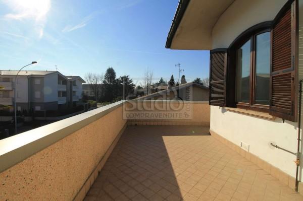 Villa in vendita a Cassano d'Adda, Annunciazione, Con giardino, 481 mq - Foto 15