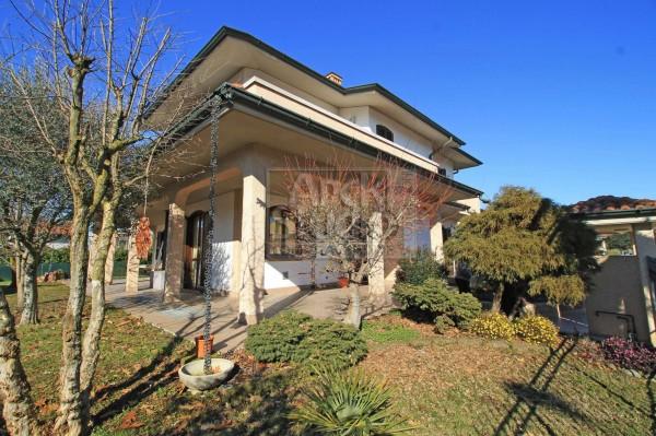 Villa in vendita a Cassano d'Adda, Annunciazione, Con giardino, 481 mq - Foto 19