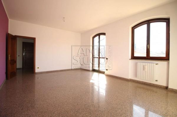 Villa in vendita a Cassano d'Adda, Annunciazione, Con giardino, 481 mq - Foto 2