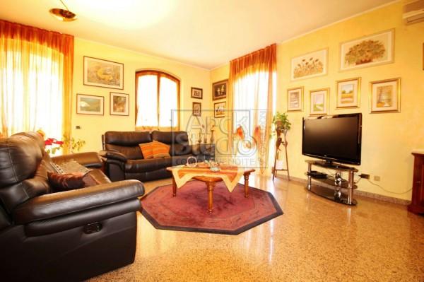 Villa in vendita a Cassano d'Adda, Annunciazione, Con giardino, 481 mq - Foto 4