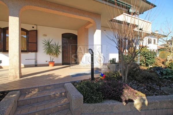 Villa in vendita a Cassano d'Adda, Annunciazione, Con giardino, 481 mq - Foto 5